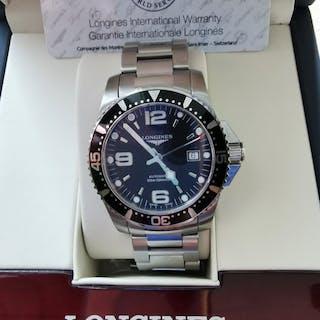 Longines - Hydro Conquest - 3.742.4.56.6 - Unisex - 2011-heute
