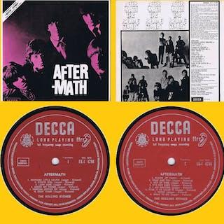 Rolling Stones - Aftermath - LP Album - 1966/1966