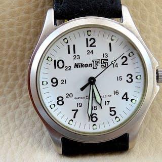 Nikon Official Wrist Watch F5 Pro Body - 1996