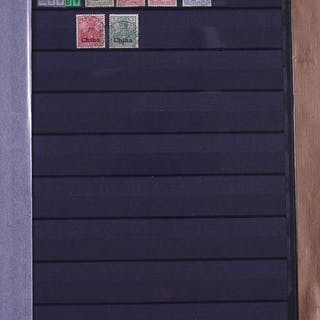 Deutschland 1872/1945 - Collection in Prophila LX pre-printed album + stock book