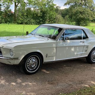 Ford USA - Mustang - 1967