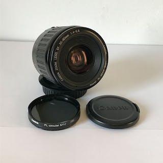 Canon EF35 - 80mm 1:4 -5.6 52mm + Hama PL Circular M52 Filter