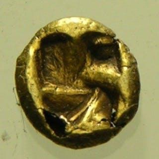 Grecia (antica) - Ionia, Uncertain mint. 1/48 EL-Stater, 600 - 550 BC