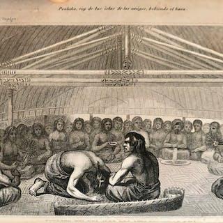 Nouvelle Bibliothèque des Voyages Anciens et Modernes - 1841