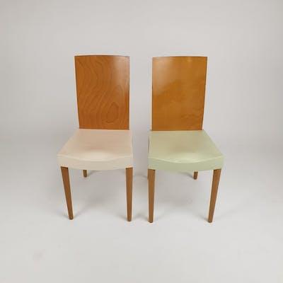 Philippe Starck Design Stoelen.Philippe Starck Kartell Stoel 2 Miss Trip Barnebys