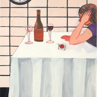 Twenty to Nine - Joan Brown