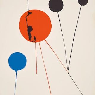 Untitled (Balloons) - Alexander Calder