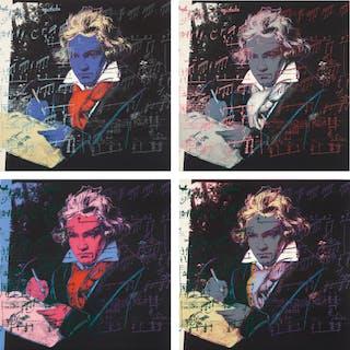Beethoven - Andy Warhol