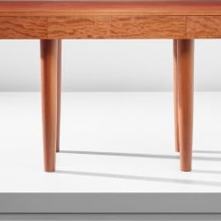 Prototype modular desk/low table - Sori Yanagi
