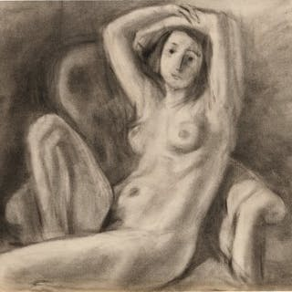 Nu aux bras levés - Henri Matisse