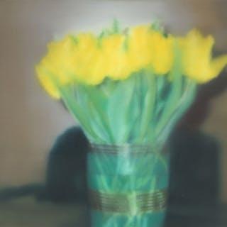 Tulips (P17) - Gerhard Richter