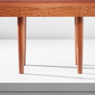 Prototype modular desk/low table - Sori Yanagi