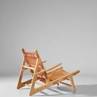 'Hunting' chair, model no. 2229 - Børge Mogensen
