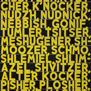 The Joys of Yiddish - Mel Bochner
