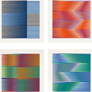 Couleur Additive (Colour Addition) - Carlos Cruz-Diez