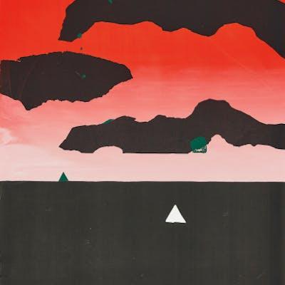 Untitled (Fall) - Harold Ancart