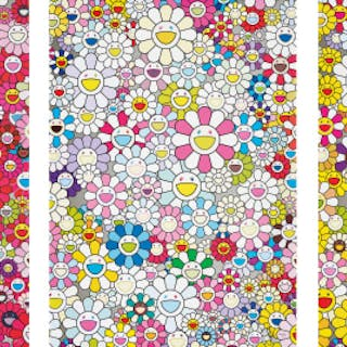 An homage to Monopink 1960 A; An Homage to Yves Klein Multicolor C;