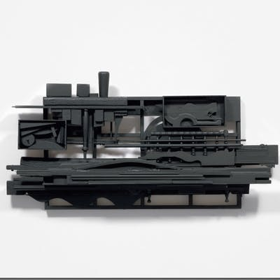 Mirror-Shadow I - Louise Nevelson