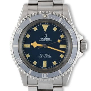 Tudor. An esteemed and gorgeous Military Tudor, Oyster Prince, Submariner