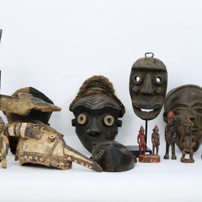 Sculpturen & Aziatica en Oceania