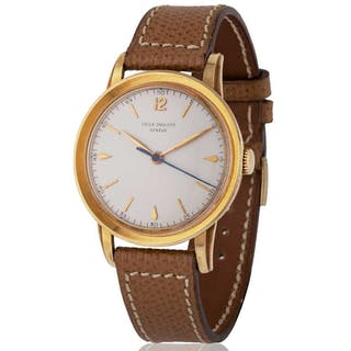 Patek Philippe. Very Beautiful Calatrava in Yellow Gold, Reference