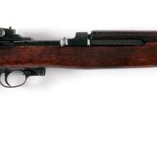 Dated 11-43 on barrel and supplied with a certificate...
