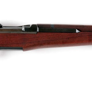 Manufactured 1944 and later converted to the MKII Model 1 7.62mm rifle