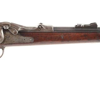 This was one of first 1877 carbines produced