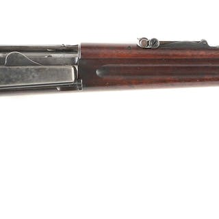 Offered is a high condition Model 1899 carbine with carbine stamped rear sight