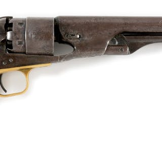 Military inspected Model 1860 produced in 1862