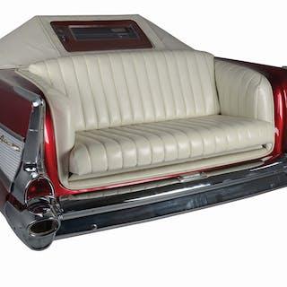 Rare \'57 Chevy Sofa Jukebox \