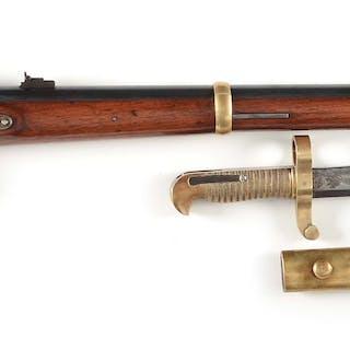 Like new Remington 1863 Zuoave rifled musket