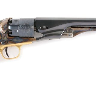 Considered to be the finest copy of the Colt Black powder...