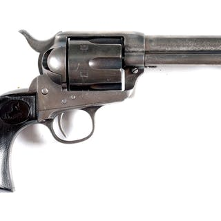 Antique Colt Single Action Army revolver