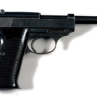 Manufactured by Walther for the German Army in World War II