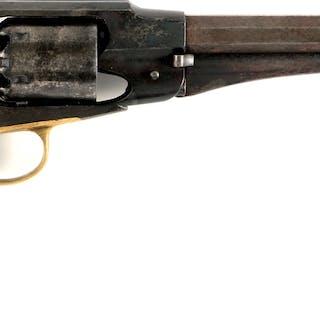 Offered is an early Civil War era Martially inspected six shot