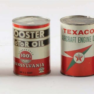 Lot Consists Of: Usco Motor Oil One Quart