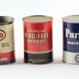 Lot Consists Of: Invader Motor Oil One Quart