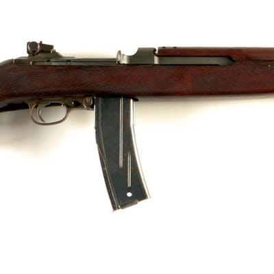 Fine Inland US M2 Carbine so marked on the receiver and...
