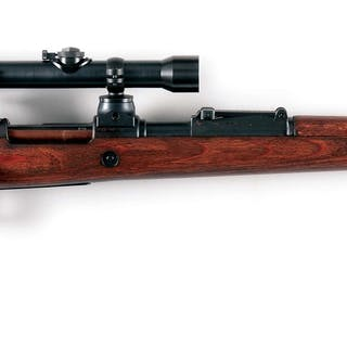 Professionally restored by James River Arsenal