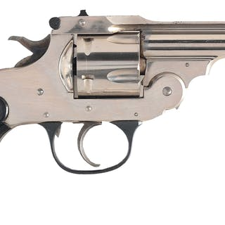 Similar to the turn of the century Smith & Wesson top break pocket revolvers