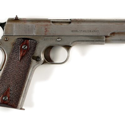 This Colt US Army Model 1911 falls into the serial number