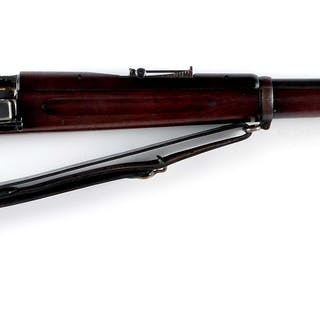 Offered is a fine condition Krag Model 1898 with 1900...