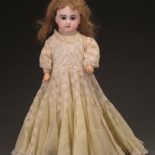 "This 18"" (46cm) socket head doll"