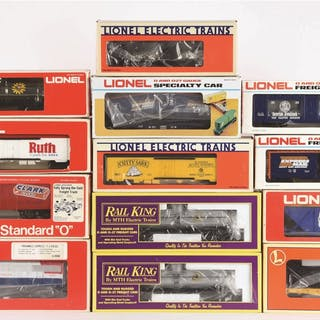Lot consists of: Lionel No