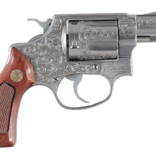 The Model 60 is referred to as the .38 Chief's Special Stainless