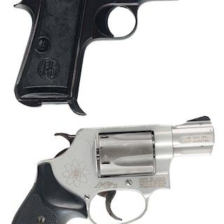 Lot consists of: (A) Beretta Model 1934