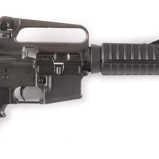 Lot consists of: (A) Colt AR-15 is a lightweight