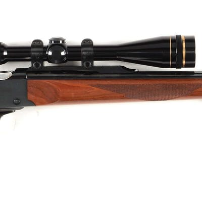 Chambered for the flat shooting .222 Remington