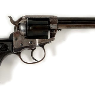 The Colt Model 1877 Lightning was the first factory...